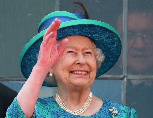Day 3 of the Queen's Visit to Germany