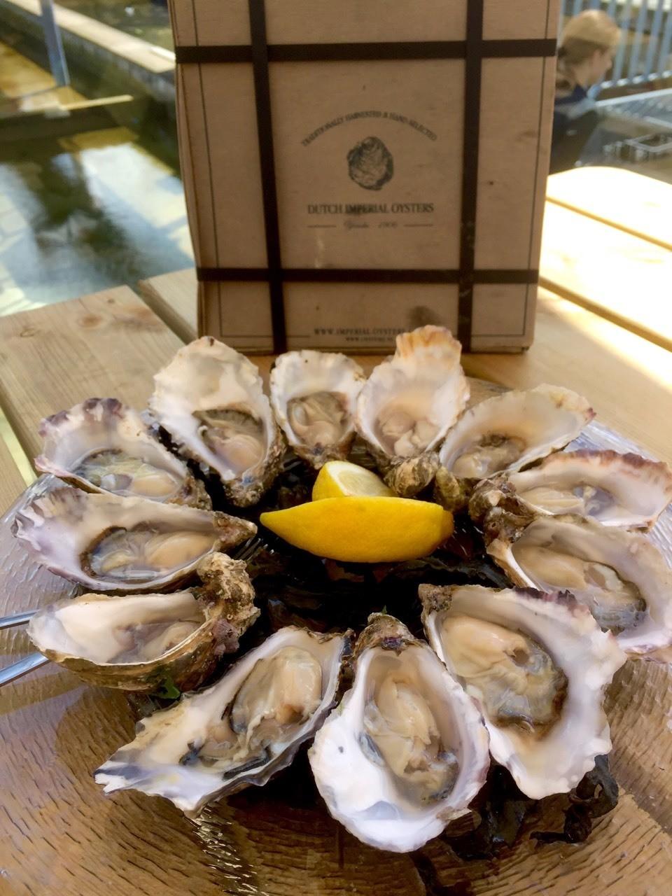 Austern schmecken im Herbst einfach am Besten ... schon mal Austern aus Zeeland (Niederlande) mit unserem Petit Salé probiert? Übrigens: Der Winzer, Raimond de Villeneuve von Château Roquefort kommt im Dezember zu uns!