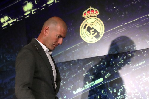 Soccer: Zidane promises changes at Real as he replaces Solari