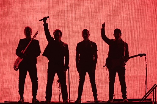 U2 Launches Joshua Tree Tour: Pictures