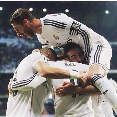 ramos Hala madrid