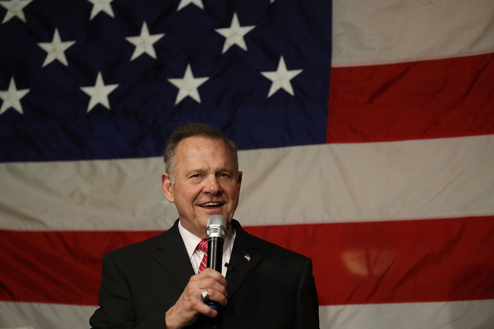 Roy Moore Was Nowhere To Be Found On The Last Weekend Of The Alabama Senate Race