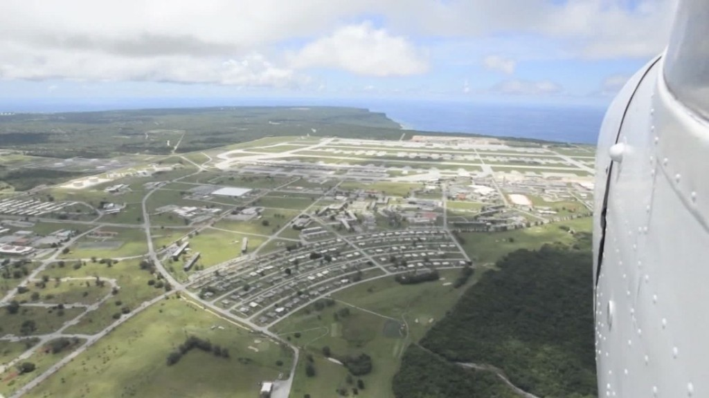 Guam, Japan prepare for possible North Korea missile launch