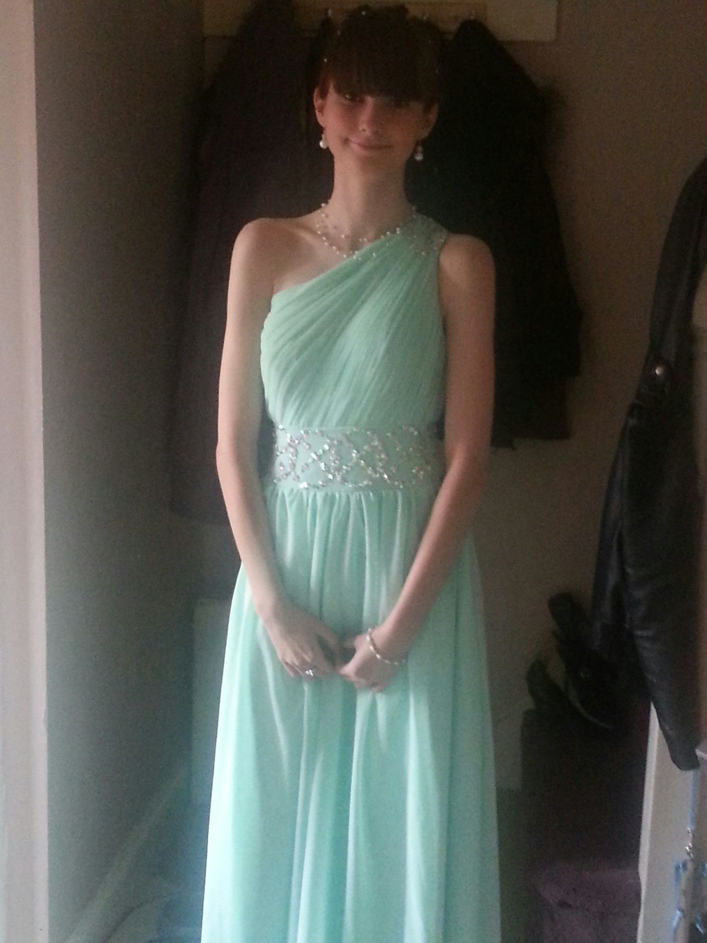 Can't believe how grown up my little girl look . . . Stunning too