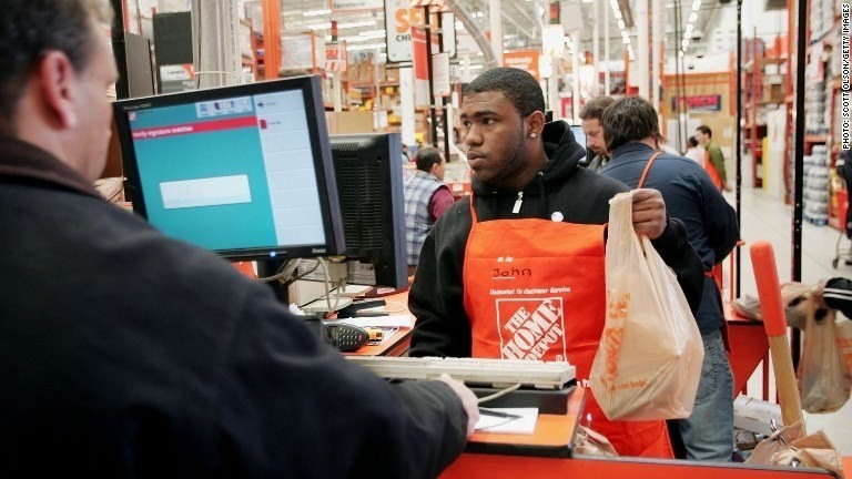 Home Depot hackers stole 53 million emails, too