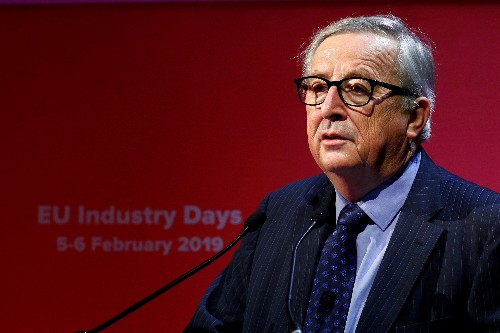 No one in Europe would oppose extension to Brexit talks: Juncker