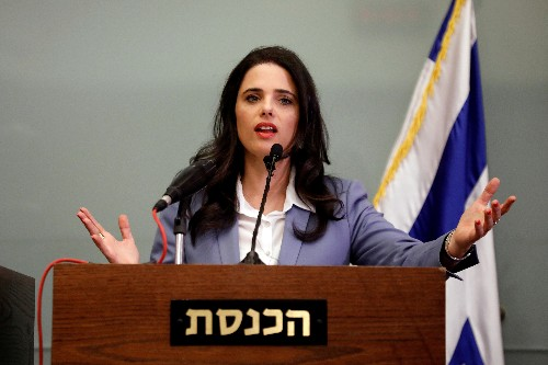 Israeli campaign ad seeks to make political point with 'Fascism' perfume