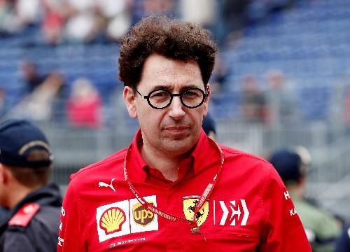 Motor racing: We got our sums wrong, admits Ferrari boss