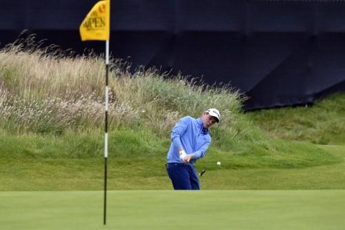 Memorable Open debut for young Scot MacIntrye