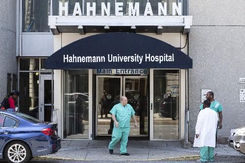 Philadelphia hospital owner announces closure, citing losses