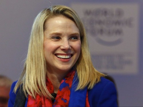 Here comes Marissa Mayer's first home grown consumer product for Yahoo