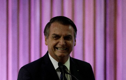 Brazil president wants pension bill passed with as few changes as possible
