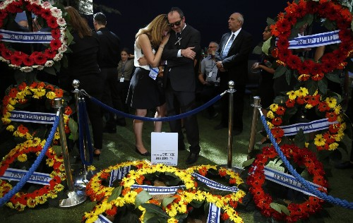 Funeral for Shimon Peres Draws World Leaders: Pictures