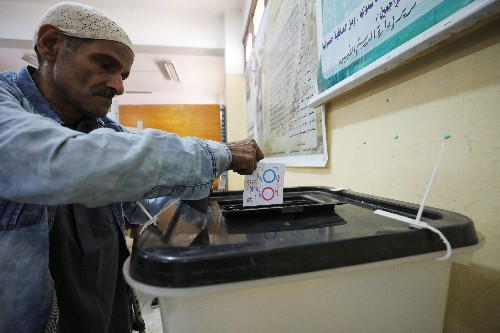 Egyptians to vote on changes that may see Sisi in power to 2030