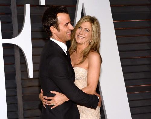 Jennifer Aniston Marries Justin Theroux