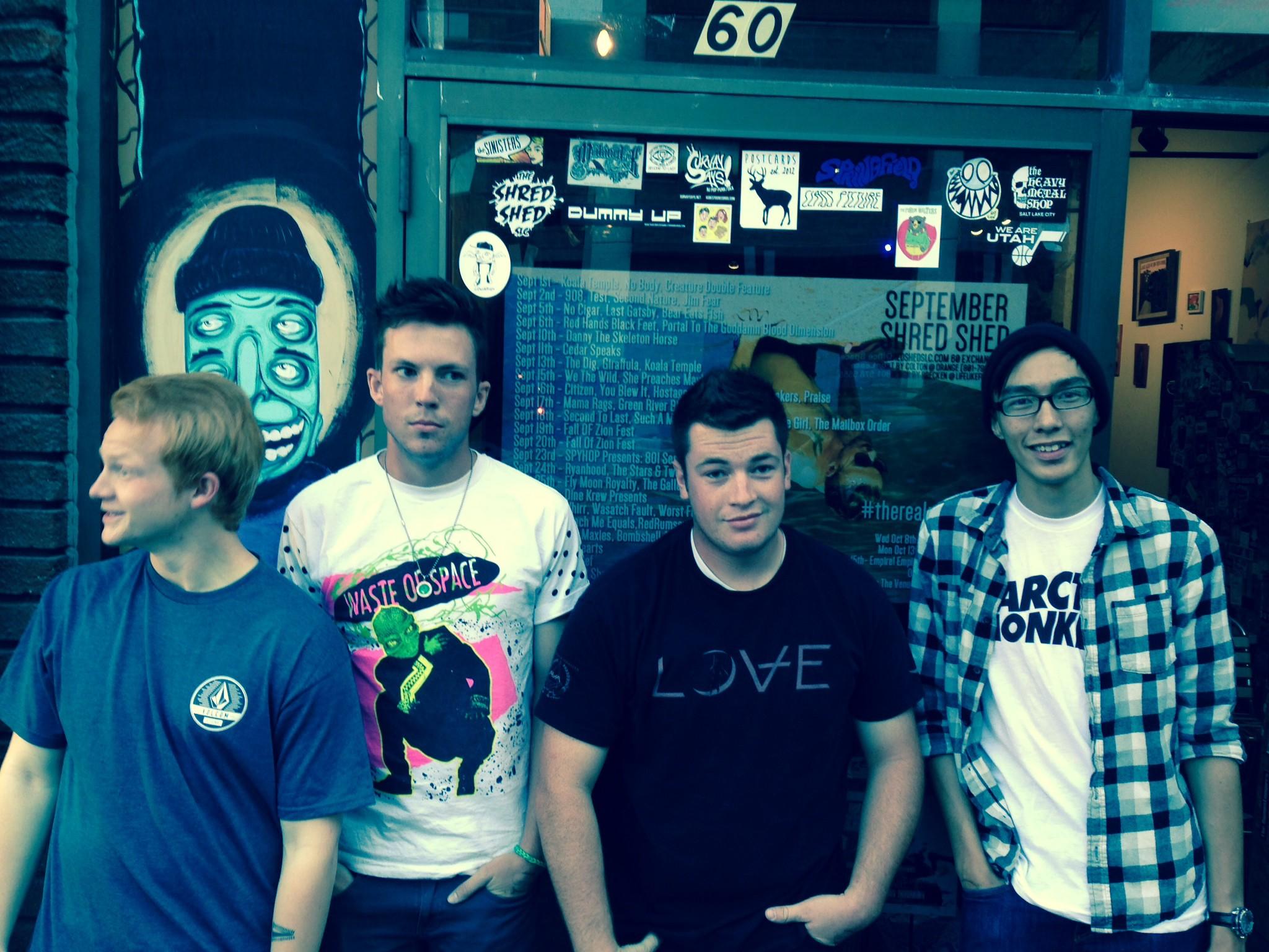Cedar Speaks Nick, Kai, Cole, Jordan