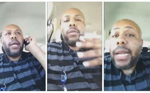 Facebook Live killer was stopped after McDonald's staff held up his McNuggets order and called police