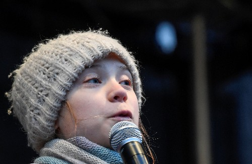 Climate activist Thunberg heads growing field of Nobel Peace Prize candidates
