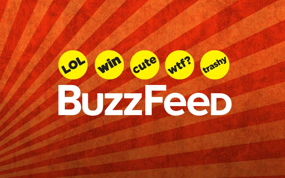 LOL! BuzzFeed on Flipboard