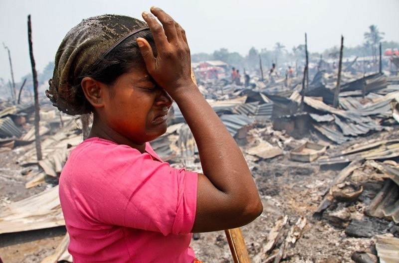 Azeem Ibrahim: The Rohingya Are At The Brink Of Mass Genocide