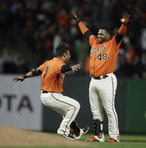 LEADING OFF: Heat wave, surging Giants and Indians, Gio back