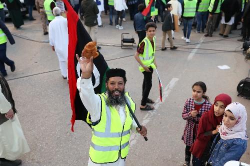 Beans or brioche: breakfast is divisive in Libyan conflict