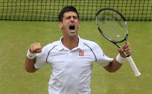 Djokovic Takes Wimbledon Final: Pictures