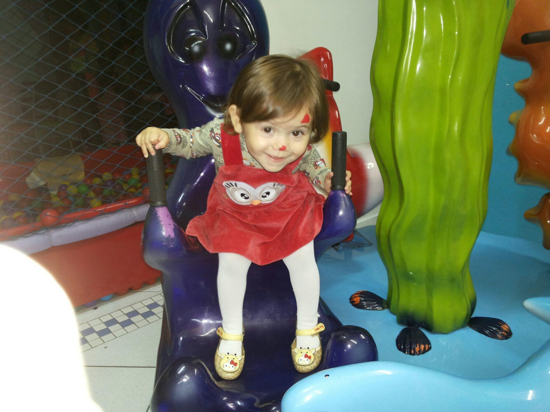 ♥♥♥Minha princesa!!! Te amo♥♥♥