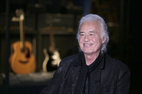 Jimmy Page reflects on Led Zeppelin's legacy and its sound