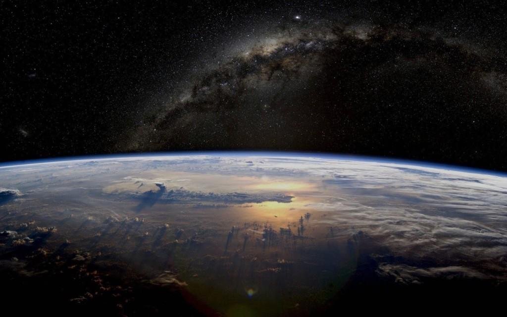 The New Universe - Magazine cover