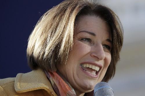 Klobuchar: Woman with Buttigieg's record would miss debate
