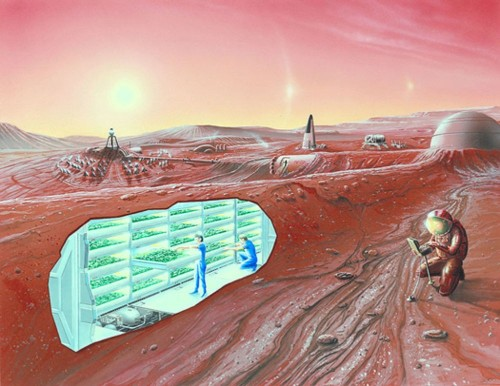 The Biggest Obstacle To Mars Colonization May Be Obsolete Humans
