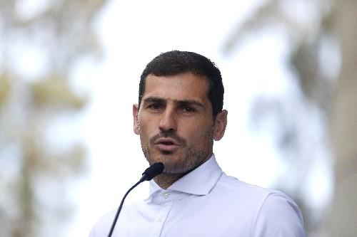 Soccer: Casillas to run for Spanish FA President