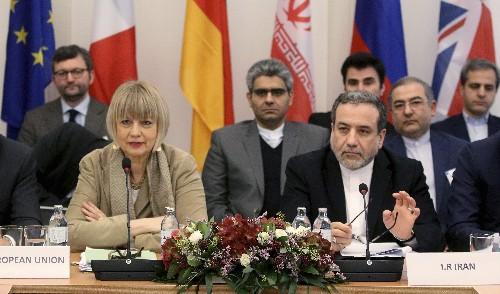 World powers press Iran to reverse nuke deal violations
