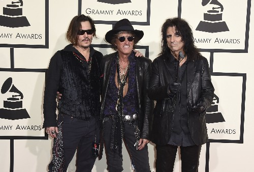 Review: Hollywood Vampires rise again on great 2nd album