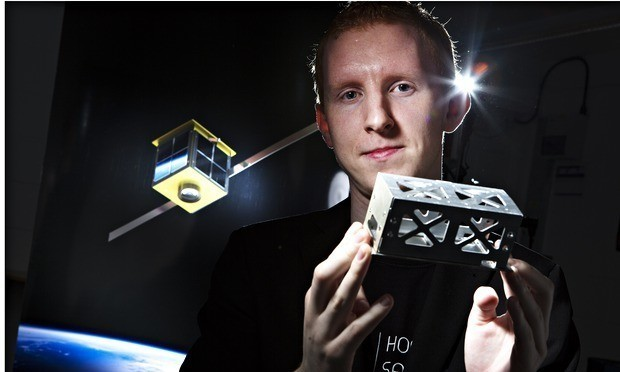 The tiny space satellite that you can build and launch yourself