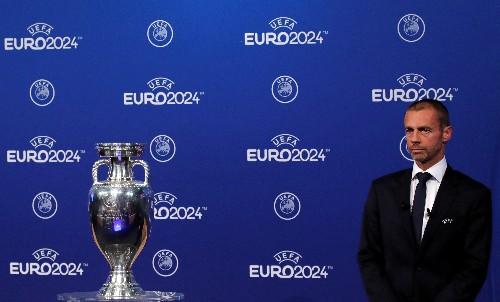 Soccer: UEFA President Ceferin unopposed for re-election