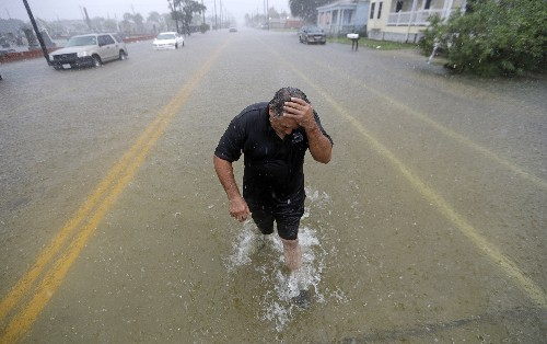 Imelda could bring heavy rainfall, flooding to Houston area