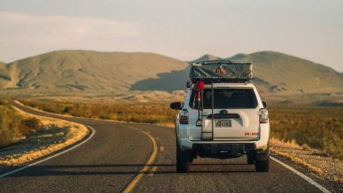 Tepui Wants to Pay You to Go on Your Dream Road Trip