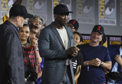 Ali called Marvel about 'Blade' after 'Green Book' win