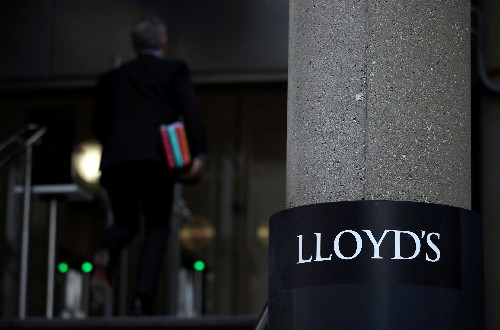 Lloyd's insurers exceed electronic trading target: report