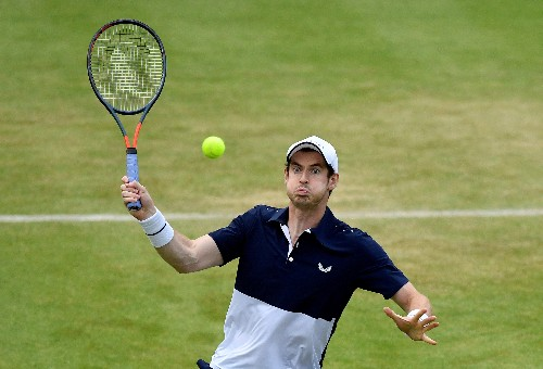 'Pain free' Murray marks return with doubles win