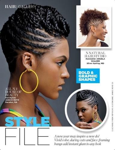 Styles - Magazine cover