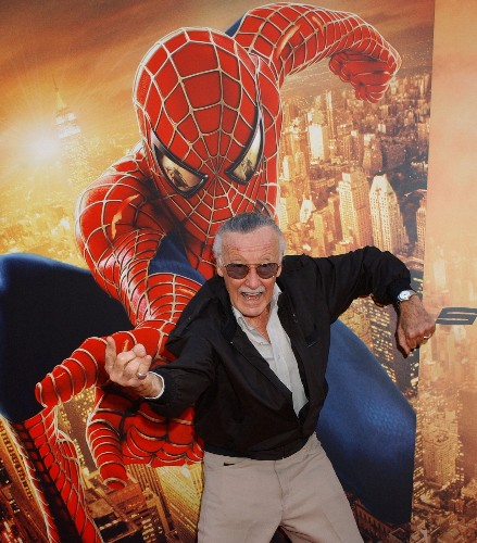Stan Lee: A Life in Pictures
