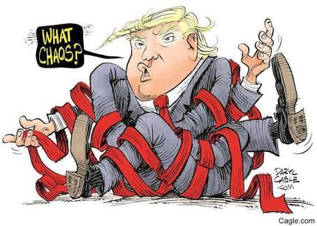 Trump World - Cover