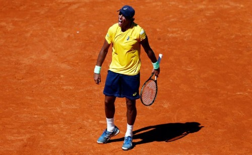 Tennis: Brazil's Souza gets life ban for match-fixing