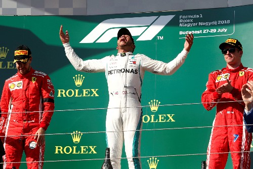 Motor racing: Formula One reports rise in TV and digital audiences