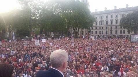Jeremy Corbyn and the People Versus the Media: The End of Manufactured Consent?