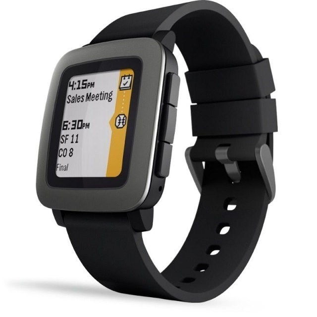 Quit your whining: Pebble Time app is finally here