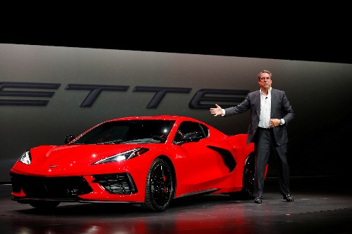 GM's mid-engine Corvette gears up to take on Europeans